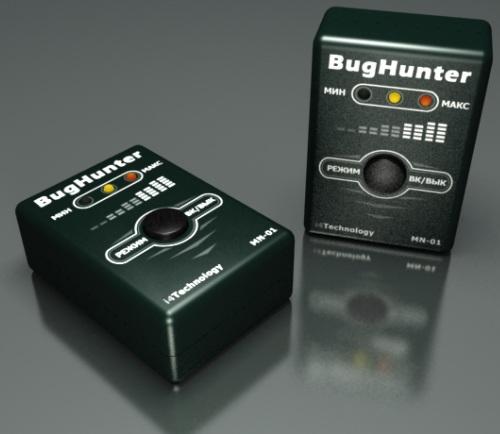 Детектор BugHunter Mini — лучший в своем ценовом сегменте!